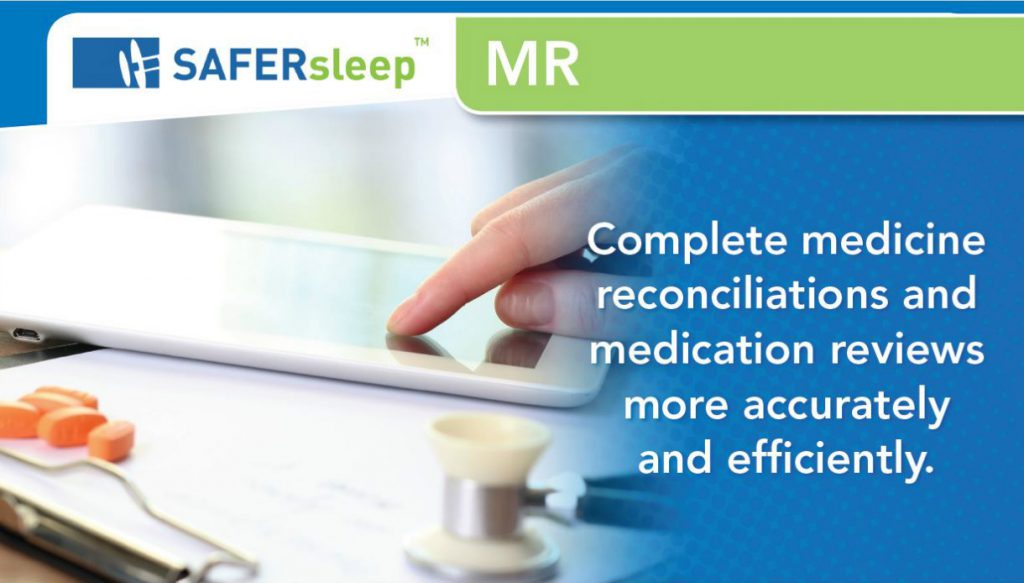 SAFERsleep MR